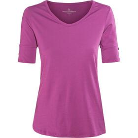 Royal Robbins Merinolux t-shirt Dames roze